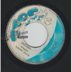 "Ronnie Davis - Pretend - Love 7"""