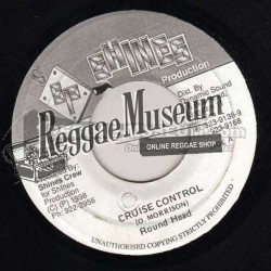 "Round Head - Cruise Control - Shines 7"""