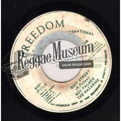 "Roy Palmer & Nazarene - Busy Street - Freedom Sounds 7"""
