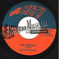 "Rupie Edwards - Irie Feeling - Big Hit 7"""