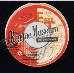 Sammy Dread - My Princess - Errol T 7""