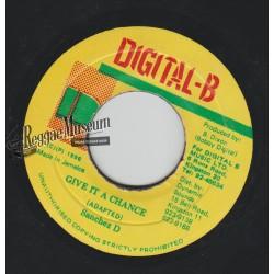 """Sanchez - Give It A Chance - Digital B 7"""""""