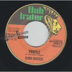 Scion Success - Profile - Dub Irator 7""