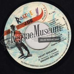"""Singing Melody - Heart Breaker - Raggedy Joe 7"""""""