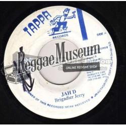 "Brigadier Jerry - Jah D - Tappa 7"""