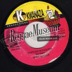 Spectacular - Babylon Is Falling - Kwanaza 7""