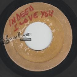 "Sugar & Spice - Indeed I Love You - blank 7"""