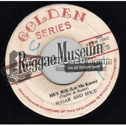 """Sugar And Spice - Hey Joe Let Me Know - Golden Series 7"""""""