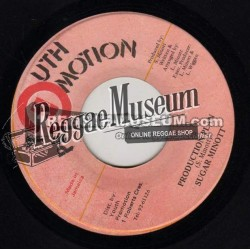 Sugar Minott - Production Plan - Youth Promotion 7""