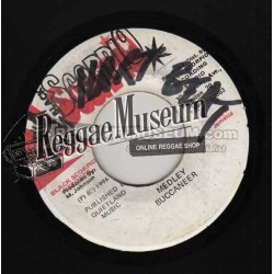 "Buccaneer - Medley - Black Scorpio 7"""