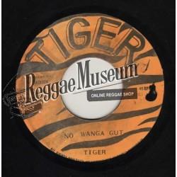 "Tiger - No Wanga Cut - Tiger 7"""