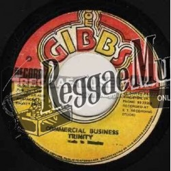 Trinity - Commercial Business - Joe Gibbs 7""