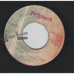 Trinity - Fire Down There - Prophets 7""