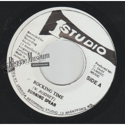 Burning Spear - Rocking Time - Studio 1 7""