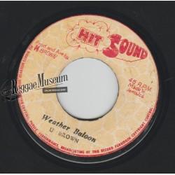 """U Brown - Weather Balloon - Hit Sound 7"""""""
