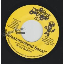 """Burro Banton - Westmoreland Sensi - Massive B 7"""""""