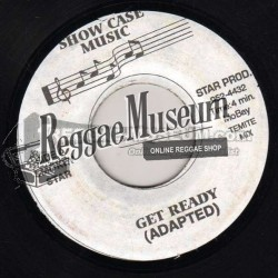 Unknown Artist - Get Ready - Showcase Music 7""