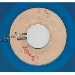 unknown artist - Our Anniversary - blank 7""