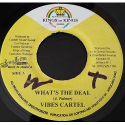 """Vybz Cartel - Whats The Deal - Kings Of Kings 7"""""""