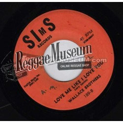 Wallace Borthers - Love Me Like I Love You - Sims 7""