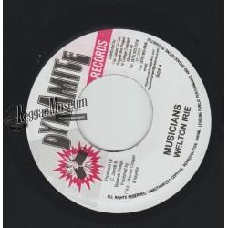 "Welton Irie - Musicians - Dynamite 7"""