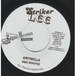 """Ken Boothe - Artibella - Striker Lee 7"""""""