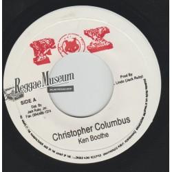 "Ken Boothe - Christopher Columbus - Fox 7"""