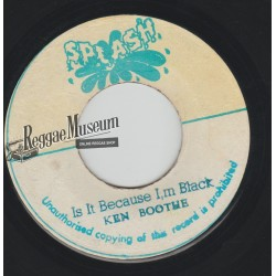 Ken Boothe - Everything I Own - Splash 7""