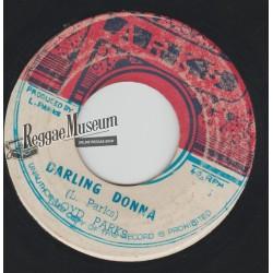 """Lloyd Parks - Darling Donna - Parks 7"""""""