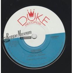 "Lloyd Robinson - Cuss Cuss - Duke 7"""