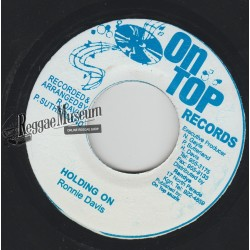 """Ronnie Davis - Holding On - On Top 7"""""""