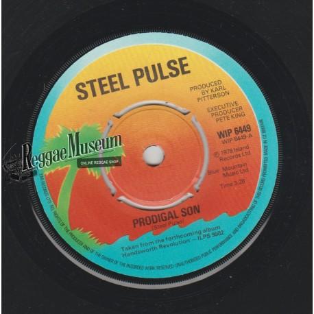 "Steel Pulse - Prodigal Son - Island 7"""