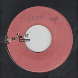 Termites - Love Up Kiss Up - Treasure Isle 7""