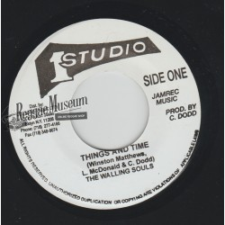 """Wailing Souls - Things And Time - Studio 1 7"""""""