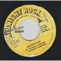 Anthony Johnson - Sound Clash - Midnight Rock 7""