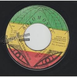 """Bunny Wailer - Collie Weed - Solomonic 7"""""""