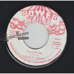 Charlie Brown - Follow Me - Power House 7""