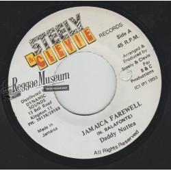"Daddy Nuttea - Jamaica Farewell - Steely & Cleevie 7"""