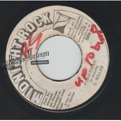 "Dennis Walks - Fisherman - Midnight Rock 7"""