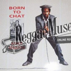 Asher Senator - Born To Chat - Fashion LP