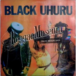Black Uhuru - Red - Island LP