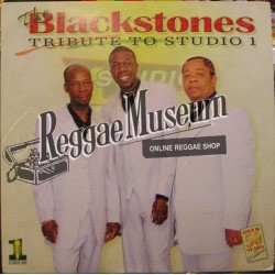 Blackstones - Tribute To Studio One - Studio 1 LP
