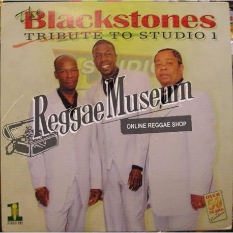 Blackstones - Tribute To Studio One - Studio 1 LP