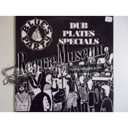 Blues Party - Dubplates Special Vol 1 - Blues Party LP