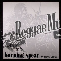 Burning Spear - Marcus Garvey - Total Sounds LP""