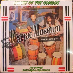 Congos - The Heart Of Congos - Congos LP""
