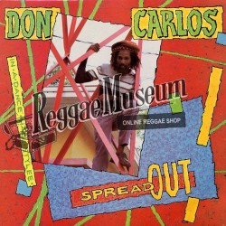 Don Carlos - Spread Out - Burning Sounds LP
