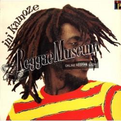 """Ini Kamoze - Ini Kamoze - Taxi LP"""""""