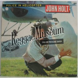 "John Holt - Police In Helicopter - Arrival LP"""