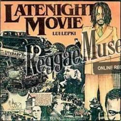 "Lui Lepki - Latenight Movie - Joe Gibbs LP"""